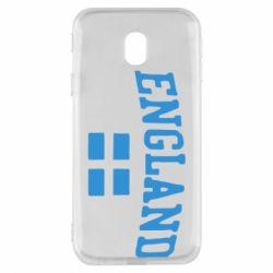 Чохол для Samsung J3 2017 England