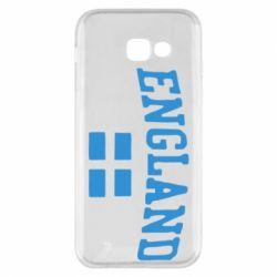 Чохол для Samsung A5 2017 England