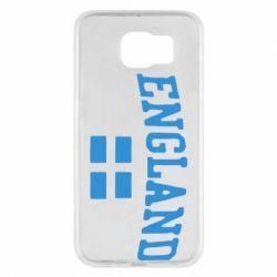 Чехол для Samsung S6 England