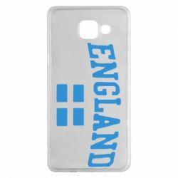 Чохол для Samsung A5 2016 England