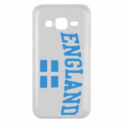 Чохол для Samsung J2 2015 England