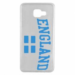 Чохол для Samsung A7 2016 England