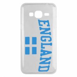 Чохол для Samsung J3 2016 England