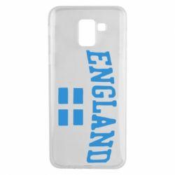 Чохол для Samsung J6 England