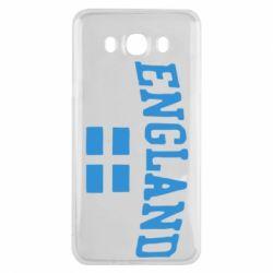 Чохол для Samsung J7 2016 England