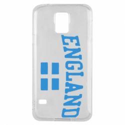 Чехол для Samsung S5 England