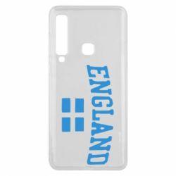 Чохол для Samsung A9 2018 England