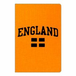 Блокнот А5 England