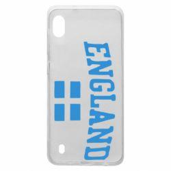 Чохол для Samsung A10 England