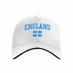 кепка England - FatLine