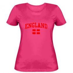 Женская England - FatLine