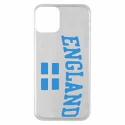 Чехол для iPhone 11 England