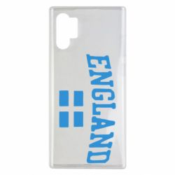 Чехол для Samsung Note 10 Plus England