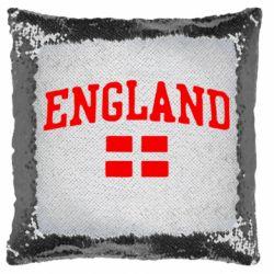 Подушка-хамелеон England