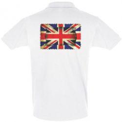 Футболка Поло England - FatLine