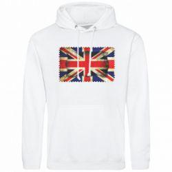 Мужская толстовка England - FatLine