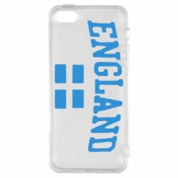 Чехол для iPhone5/5S/SE England