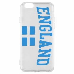 Чехол для iPhone 6/6S England