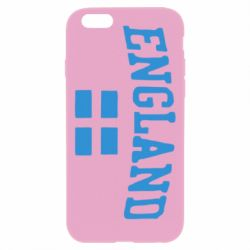 Чехол для iPhone 6 Plus/6S Plus England