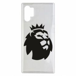 Чохол для Samsung Note 10 Plus English Premier League