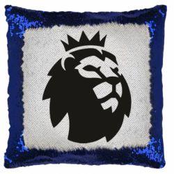 Подушка-хамелеон English Premier League