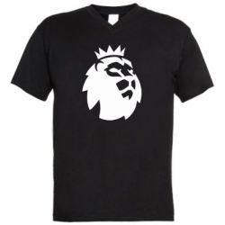 Чоловіча футболка з V-подібним вирізом English Premier League