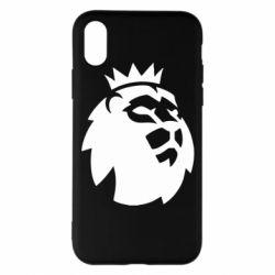 Чохол для iPhone X/Xs English Premier League