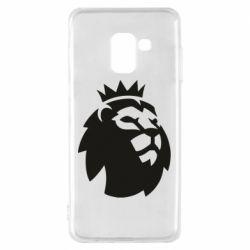 Чохол для Samsung A8 2018 English Premier League