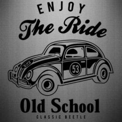 Наклейка Enjoy The Ride
