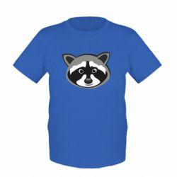 Детская футболка Енотик - FatLine