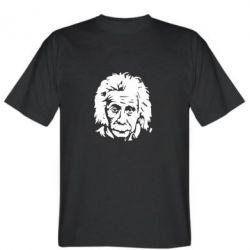 Мужская футболка Енштейн - FatLine