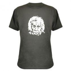 Камуфляжная футболка Энштейн - FatLine