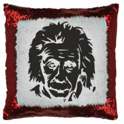 Подушка-хамелеон Енштейн