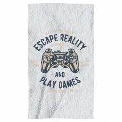 Рушник Escape Reality