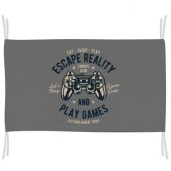 Прапор Escape Reality