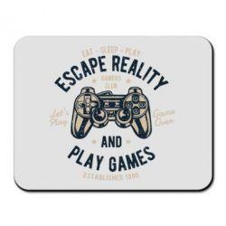 Килимок для миші Escape Reality