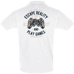 Футболка Поло Escape Reality