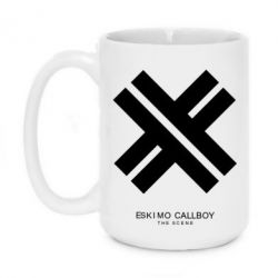 Кружка 420ml Escimo callboy