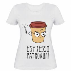 Женская футболка Espresso Patronum