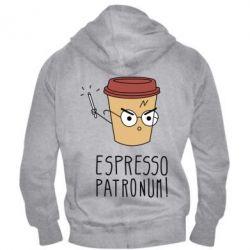 Мужская толстовка на молнии Espresso Patronum