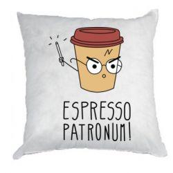 Подушка Espresso Patronum