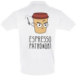 Футболка Поло Espresso Patronum