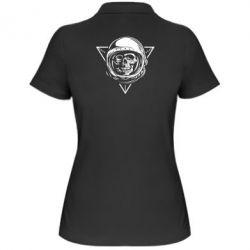 Купить Женская футболка поло Eternal Cosmonaut, FatLine