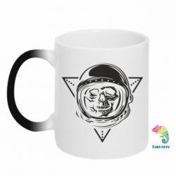 Купить Кружка-хамелеон Eternal Cosmonaut, FatLine