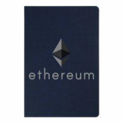 Блокнот А5 Ethereum