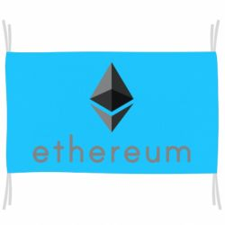Флаг Ethereum