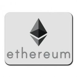 Коврик для мыши Ethereum