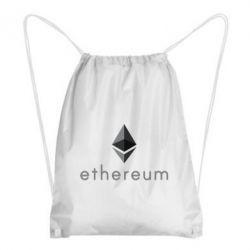 Рюкзак-мешок Ethereum