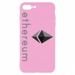 Чехол для iPhone 7 Plus Ethereum