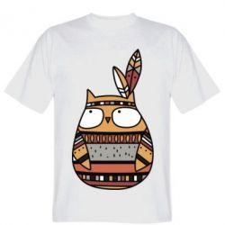 Футболка Ethnic owl 2